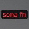 SomaFM Iron On Patch
