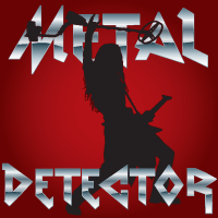 Metal Detector: metal commercial-free radio from SomaFM