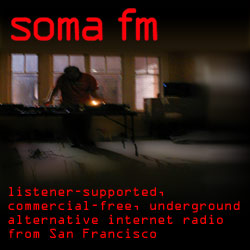 SomaFM commercial free internet radio