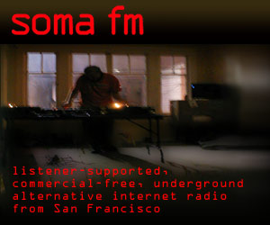 SomaFM independent internet radio