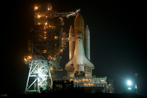STS133 RSS Rollback