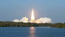 STS-133 Launch